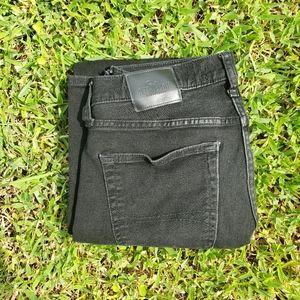 Used Hollister Black Demin